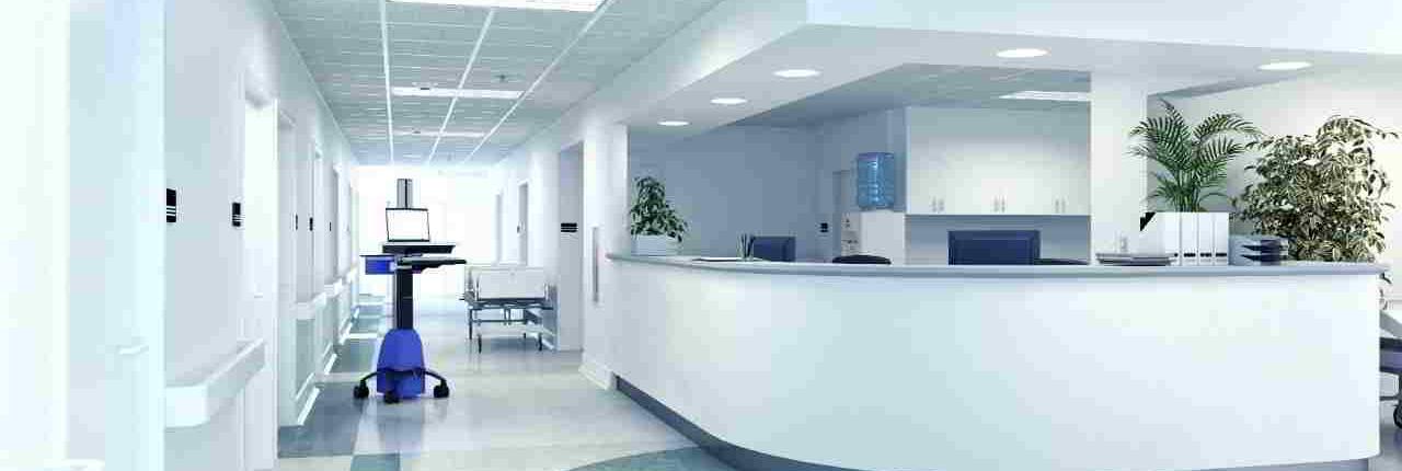 Pulizia ospedali e cliniche Roma